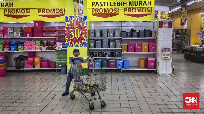 Hero Supermarket akan menutup gerai Giant di Plaza Kalibata. Itu dilakukan sebagai dampak tekanan corona.