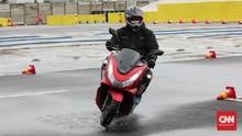Impresi Mesin Baru Honda PCX 160