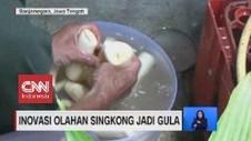 VIDEO: Inovasi Olahan Singkong Jadi Gula