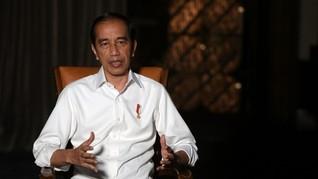 Jokowi Ingatkan Mudik 2020 Kasus Covid-19 Melonjak 93 Persen