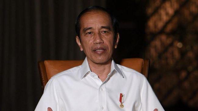 Presiden Jokowi berharap KRI Nanggala-402 lekas ditemukan dan seluruh awaknya dalam keadaan selamat.