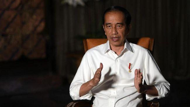 Jokowi: Ngomong Benci Produk Asing Saja Ramai Ekon