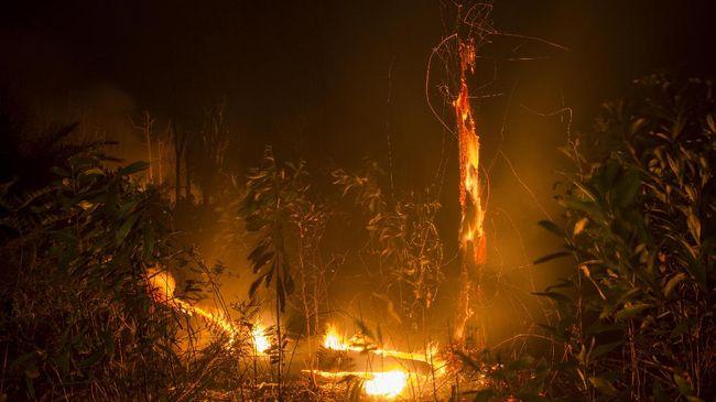 Lahan seluas 3 hektar di Ogan Ilir, Sumatera Selatan yang terbakar pada Selasa (12/10) sudah berhasil padam di seluruh ruas wilayah.