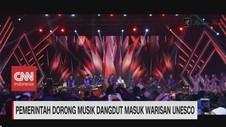 VIDEO: Pemerintah Dorong Musik Dangdut Masuk Warisan Unesco