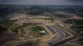 FOTO : Progres Sirkuit Mandalika Jelang Kunjungan Dorna