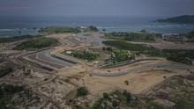 Cadangan MotoGP 2021, Sirkuit Mandalika Lebih Fokus ke 2022