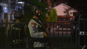 Baku Tembak Polisi-Kelompok Ali Kalora, Satu Brimob Tewas