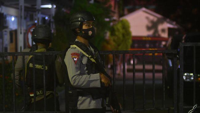 Badan Nasional Penanggulangan Terorisme (BNPT) menyebut kelompok teroris cenderung reaktif dan menyimpan dendam, sehingga berpotensi menyerang balik.