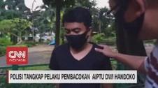 VIDEO: Polisi Tangkap Pelaku Pembacokan Aiptu Dwi Handoko