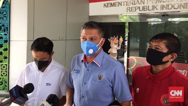 PSSI memastikan protokol kesehatan tetap dijalankan secara ketat pada laga uji coba Timnas Indonesia U-23 vs PS Tira Persikabo.