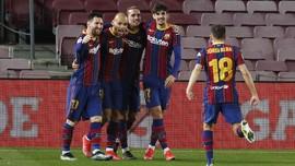 7 Momen Kunci Duel Dramatis Barcelona vs Sevilla