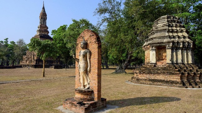 Jauh sebelum Bangkok menjadi ibu kota Thailand, pemerintahan Negara Gajah Putih berpusat di Sukhothai.