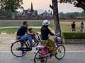 FOTO: Peradaban Sebelum Bangkok di Sukhothai