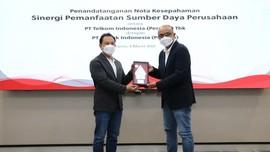 Telkom dan Pupuk Indonesia Perkuat Ketahanan Pangan Nasional