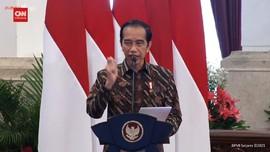 VIDEO: Jokowi: Gaungkan Benci Produk Luar Negeri