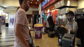 VIDEO: Setahun Tutup, Bioskop Akhirnya Kembali Beroperasi