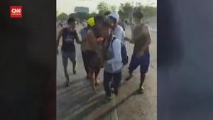 VIDEO: Insiden Berdarah 38 Pedemo Myanmar Tewas