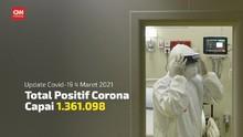 VIDEO: Total Positif Covid-19 RI Jadi 1.361.098 orang