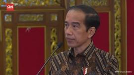 VIDEO: Jokowi : Saya Senang Impor Turun