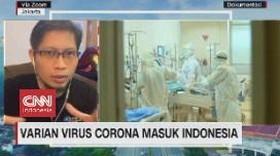 VIDEO: Varian Virus Corona Masuk Indonesia