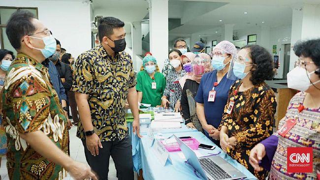 Wali Kota Medan Bobby Nasution menyatakan apa yang dilihatnya dalam sidak ke RSUD d Pringadi akan menjadi perhatian Pemkot.