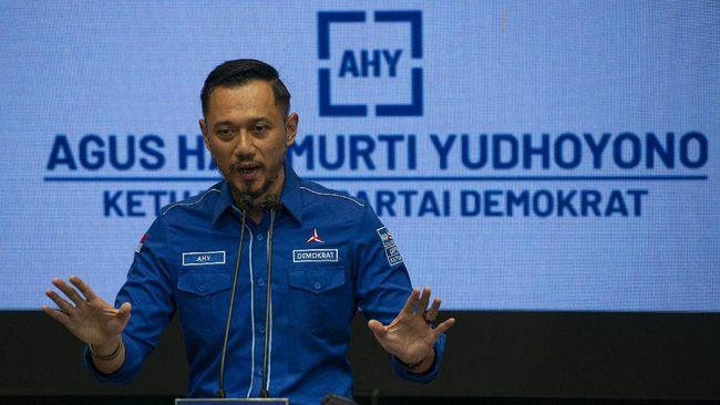 Ketua Umum Partai Demokrat Agus Harimurti Yudhoyono berharap masyarakat tak percaya dengan narasi buzzer yang penuh dengan fitnah.