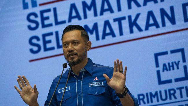 Ketua Dewan Pimpinan Daerah Partai Demokrat Provinsi Gorontalo Erwinsyah Ismail mendesak Agus Harimurti Yudhoyono agar bersikap tegas.