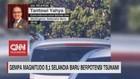 VIDEO: Gempa Magnitudo 8,1 Selandia Baru Berpotensi Tsunami