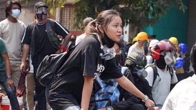 Wasiat Memilukan Gadis 19 Tahun yang Ditembak Mati