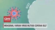 VIDEO: Mengenal Varian Baru Virus Mutasi Corona B117