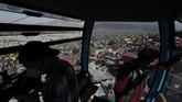 Mexico City baru saja meluncurkan kereta gantung pertamanya untuk melayani sekitar 9 juta warga ibu kota. Sistem angkutan umum udara ini dijuluki
