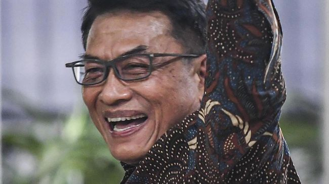 KLB Partai Demokrat di Hotel The Hill Sibolangit, Deliserdang, Sumatera Utara, Jumat (5/3), menetapkan Moeldoko sebagai Ketua Umum Partai Demokrat.