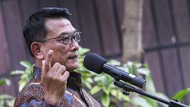 Alasan Moeldoko Tolak Bawa Nama Jokowi di Kisruh Demokrat