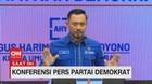VIDEO: AHY Tanggapi KLB Partai Demokrat