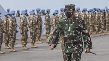 TNI Minta Bantuan Singapura & Australia Cari KRI Nanggala-402