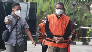 Gubernur Sulawesi Selatan non aktif Nurdin Abdullah menyangkal uang miliaran rupiah yang disita KPK untuk barang bukti atas kasus dugaan suap.