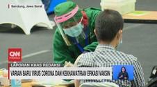 VIDEO: Varian Baru Virus Corona & Kekhawatiran Efikasi Vaksin