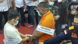 Bripka CS Tembak Anggota TNI usai Tenggak 2 Botol Miras