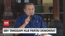 VIDEO: Hasil KLB Partai Demokrat Keluar, Ini Respon SBY