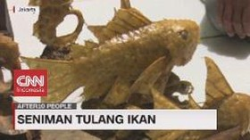 VIDEO: Seniman Tulang Ikan