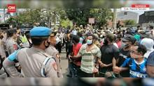 VIDEO:Dalih Prokes, Polisi Semarang Bubarkan Aksi Otsus Papua