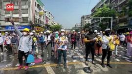 VIDEO: Ham PBB Minta Tentara Myanmar Hentikan Aksi Kekerasan