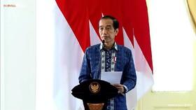 VIDEO: Jokowi: Masa Benci Produk Asing Ga Boleh?