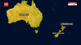 VIDEO: Ahli Sebut Gempa Besar Selandia Baru Jarang Terjadi