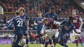 Hasil Liga Inggris: Blunder Xhaka Buat Arsenal Gagal Menang