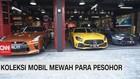 VIDEO: Koleksi Mobil Mewah Para Pesohor