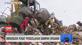 VIDEO: Menengok Pusat Pengolahan Sampah Organik