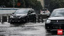 Jakarta Hujan Deras, Wagub Sebut Belum Ada Laporan Banjir