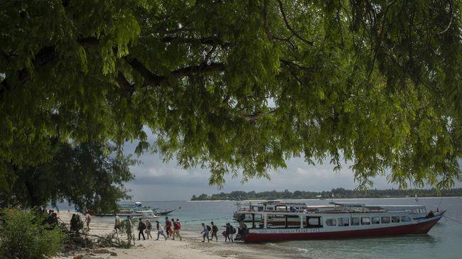 Setelah 'Work from Bali', Terbit Rencana 'Work from Lombok'