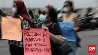 Aksi Hari Perempuan di Malang Ricuh, Demonstran Ditangkap